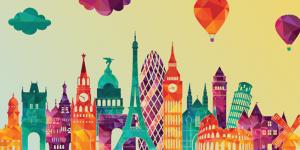 Groene reisgids Europese steden. Afbeelding van de Europese Commissie.