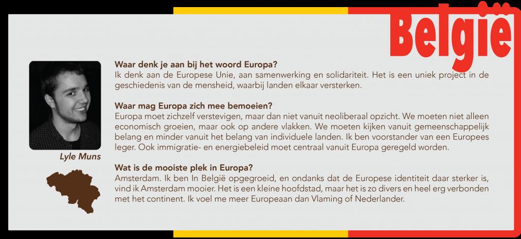 EuroKwartetvraag Belgie