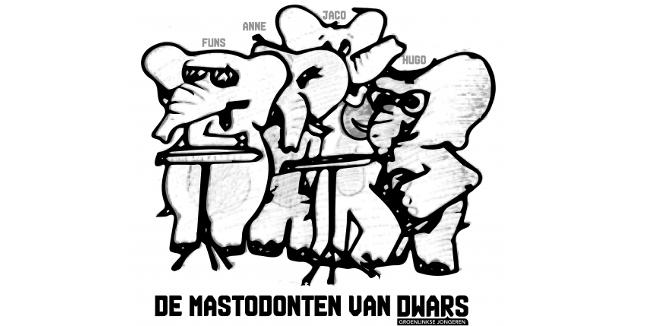 De mastodonten van DWARS