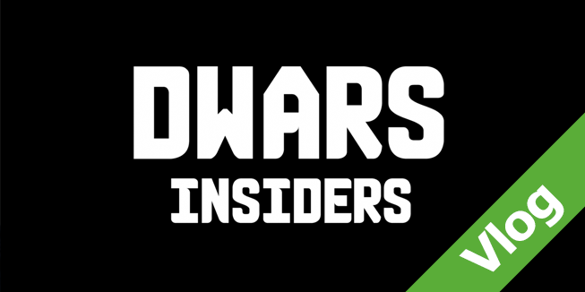 DWARS Insiders is een vlog van OverDWARS.