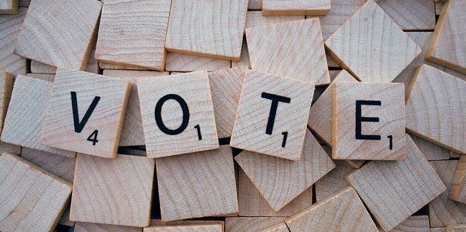 Jongeren naar de stembus