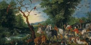 Dierenrechten Jan Breughel