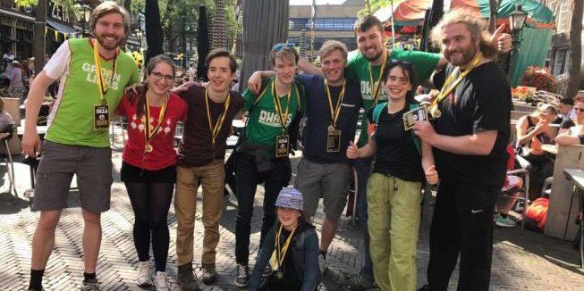 Nacht van de Vluchteling: team DWARS Zuid-Holland