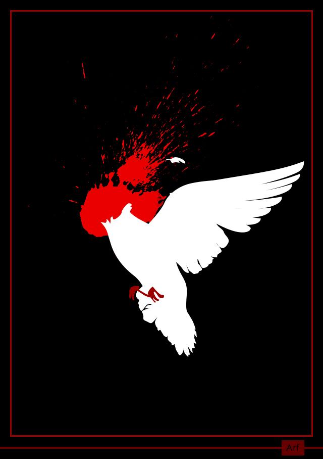 Citaten Oorlog En Vrede : Over oorlog en vrede cartoon van arf overdwars