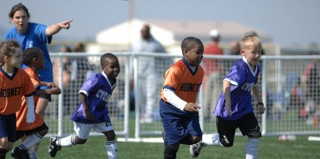 voetbal vrijwilligers