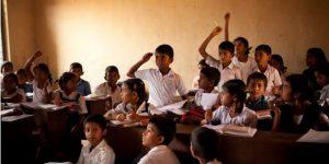 Onderwijsvormen school Afrika