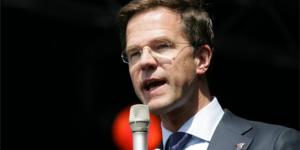 Mark Rutte gewone nederlander