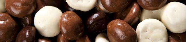 Pepernoten chocolade
