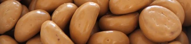 Pepernoten karamel zeezout