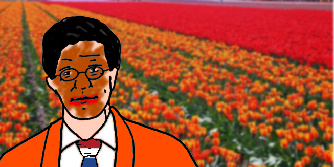 Mark Rutte tradities Nederland