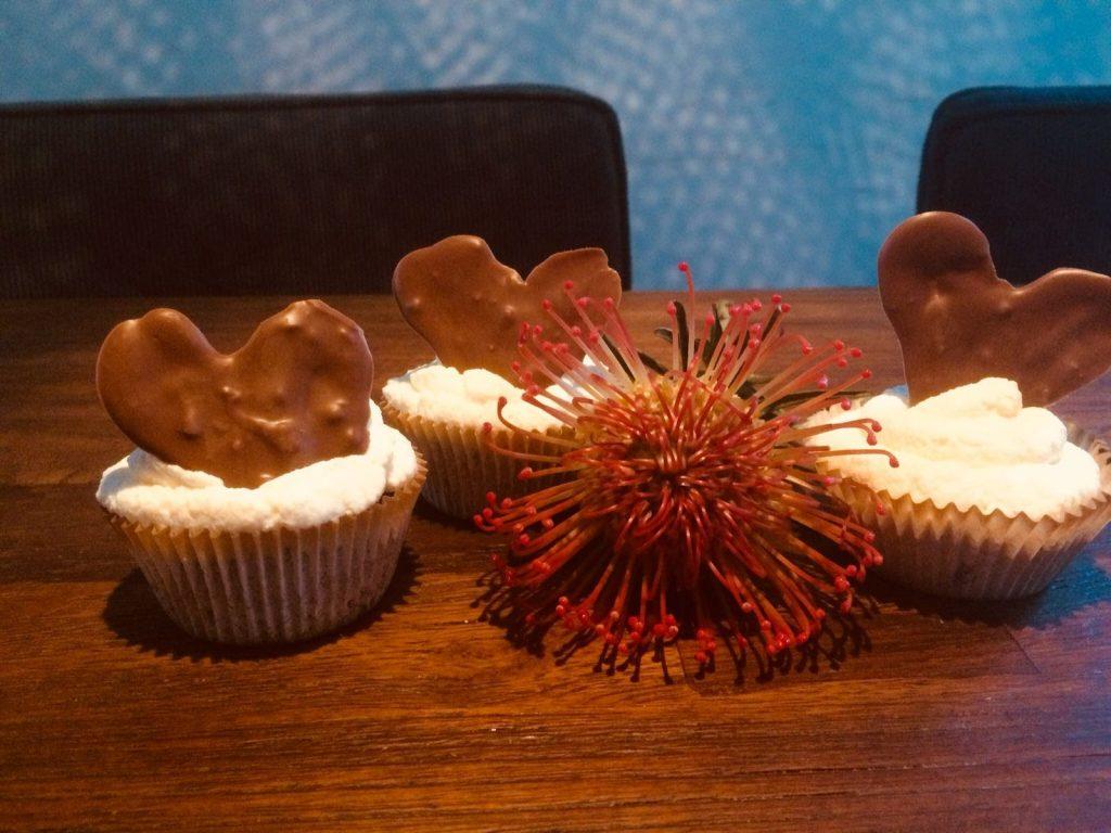 Valentijnscupcakes