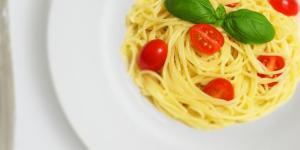 Spaghetti marinade