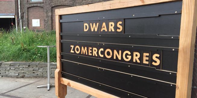 DWARS zomercongres 2018