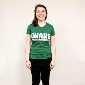 Tessel Groen shirt2