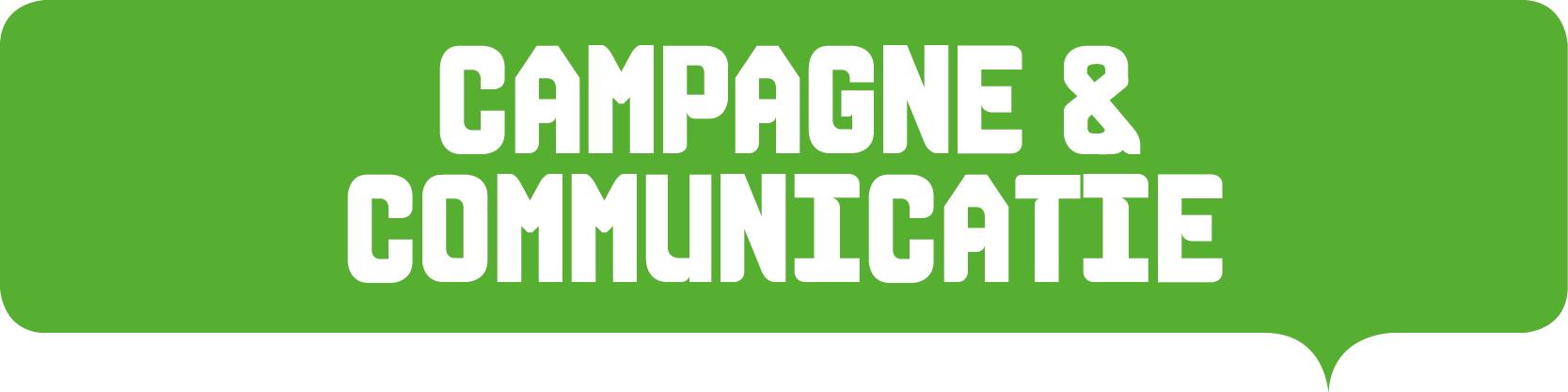 campagne & communicatie