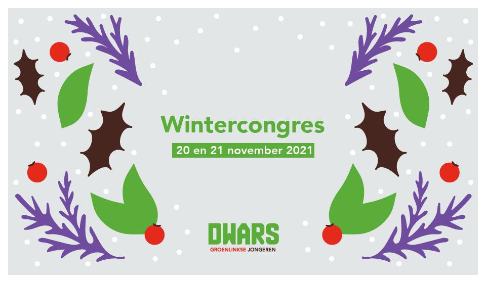 Wintercongres: 20 en 21 november 2021